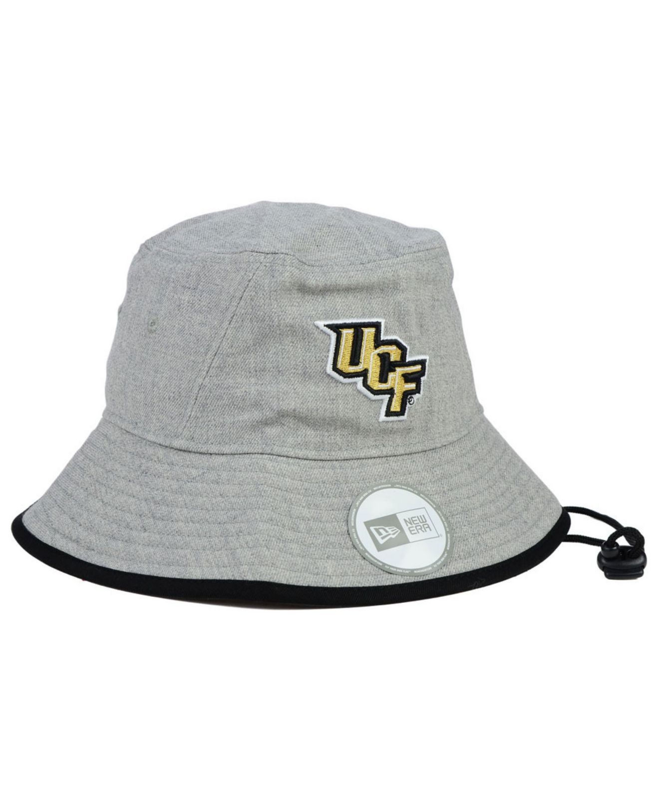 34dfd2d5fbe Lyst - KTZ Ucf Knights Tip Bucket Hat in Gray for Men