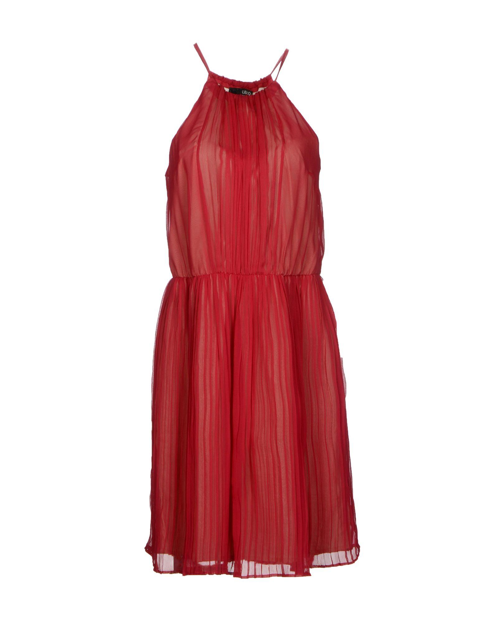 DRESSES - Knee-length dresses Liu Jo WLNcL09I