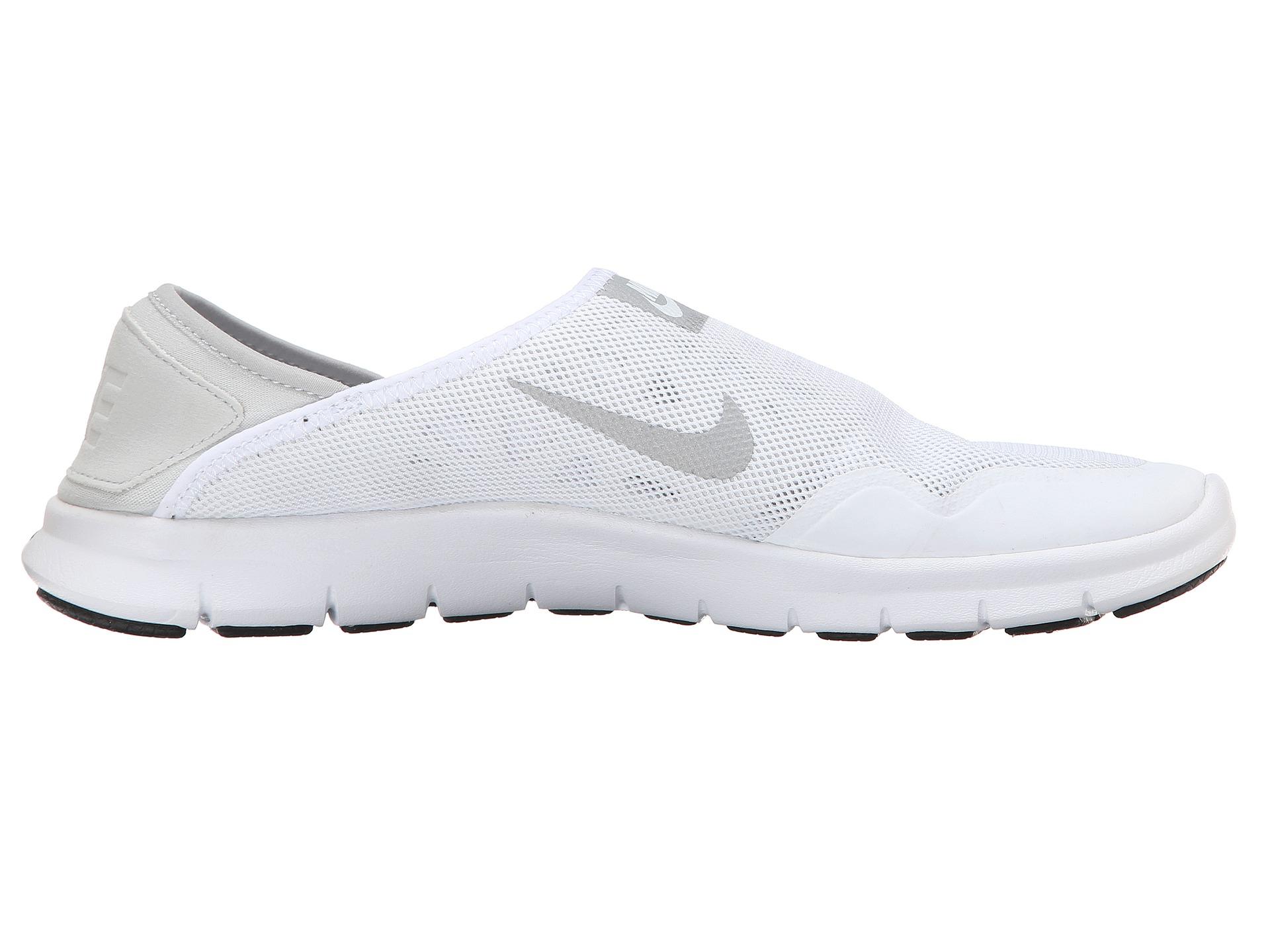 c80e88f18 Lyst - Nike Orive Lite Slip-On in White