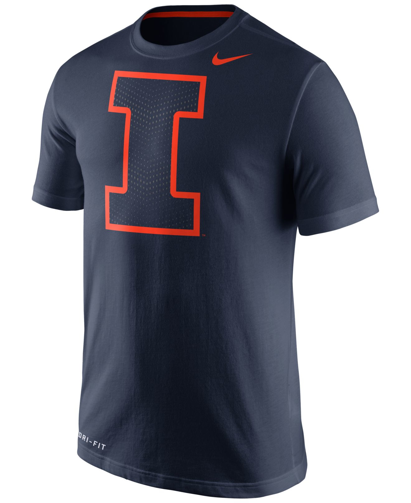Lyst Nike Men 39 S Illinois Fighting Illini Dri Fit Travel