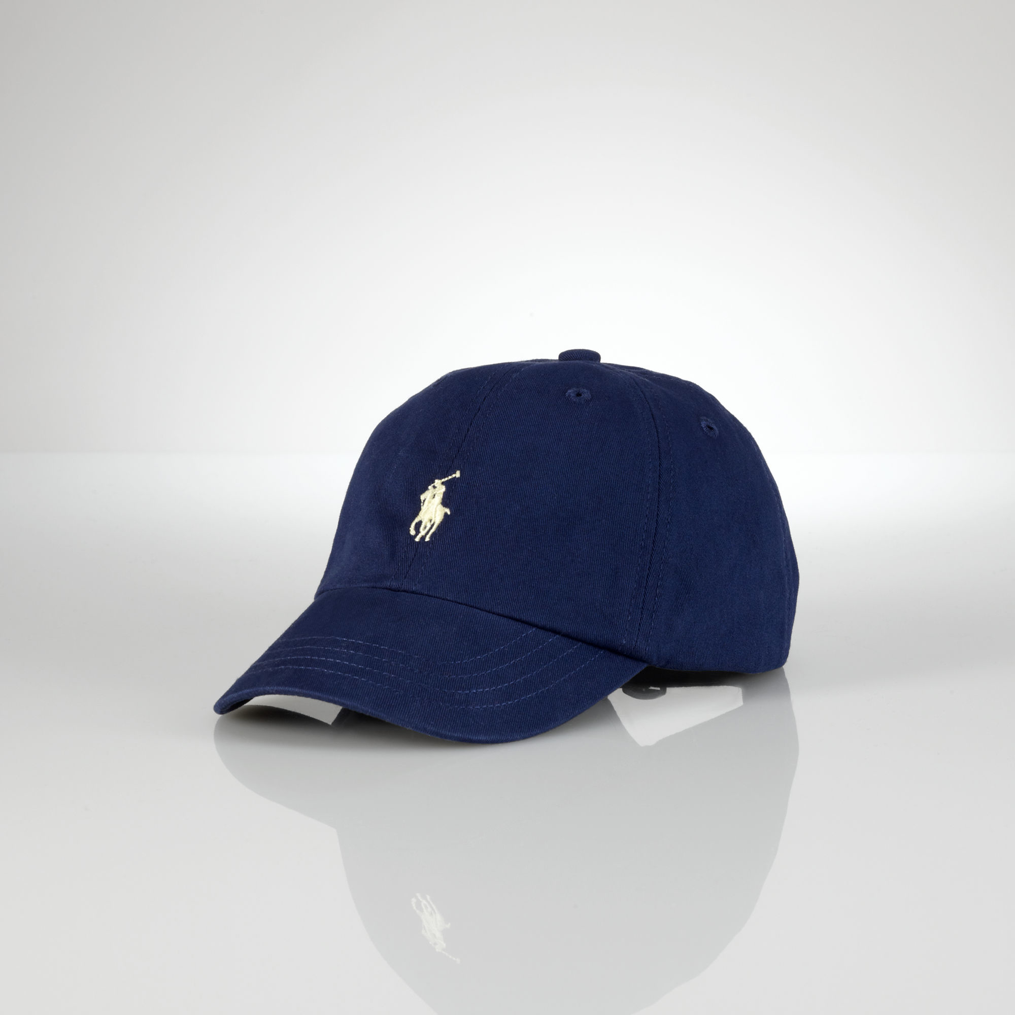 Ralph Lauren Classic Pony Baseball Cap in Blue for Men - Lyst ea933a25750