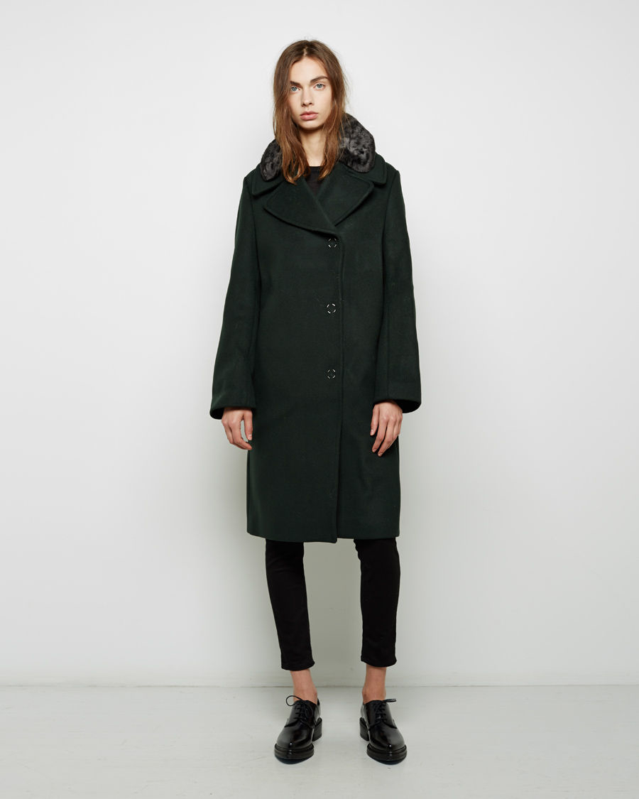 acne era coat sale