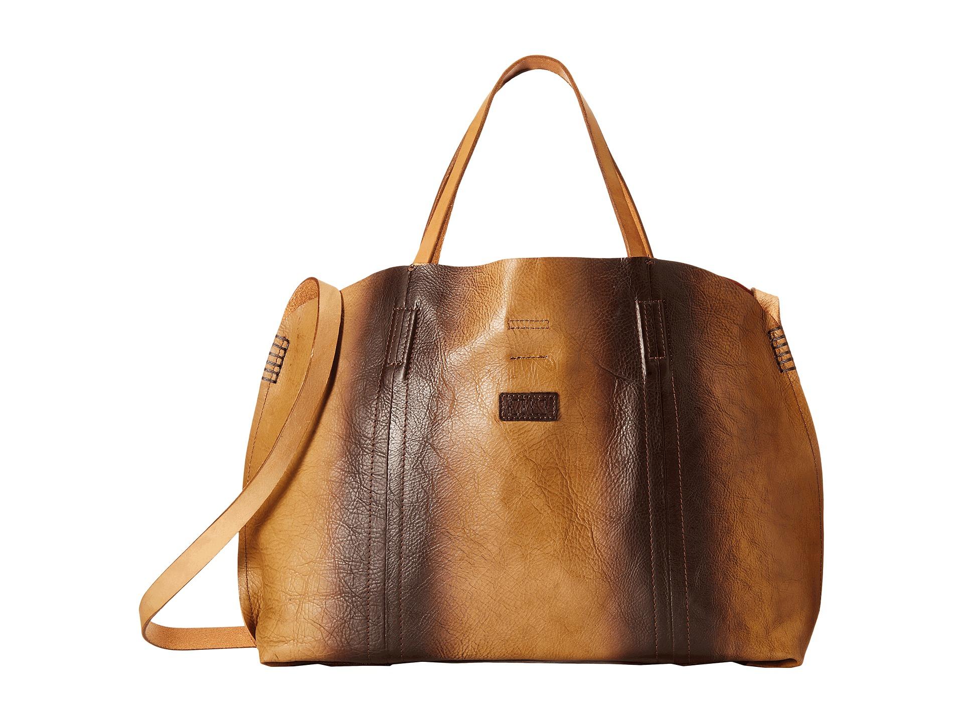 bed stu del ray bag in brown | lyst