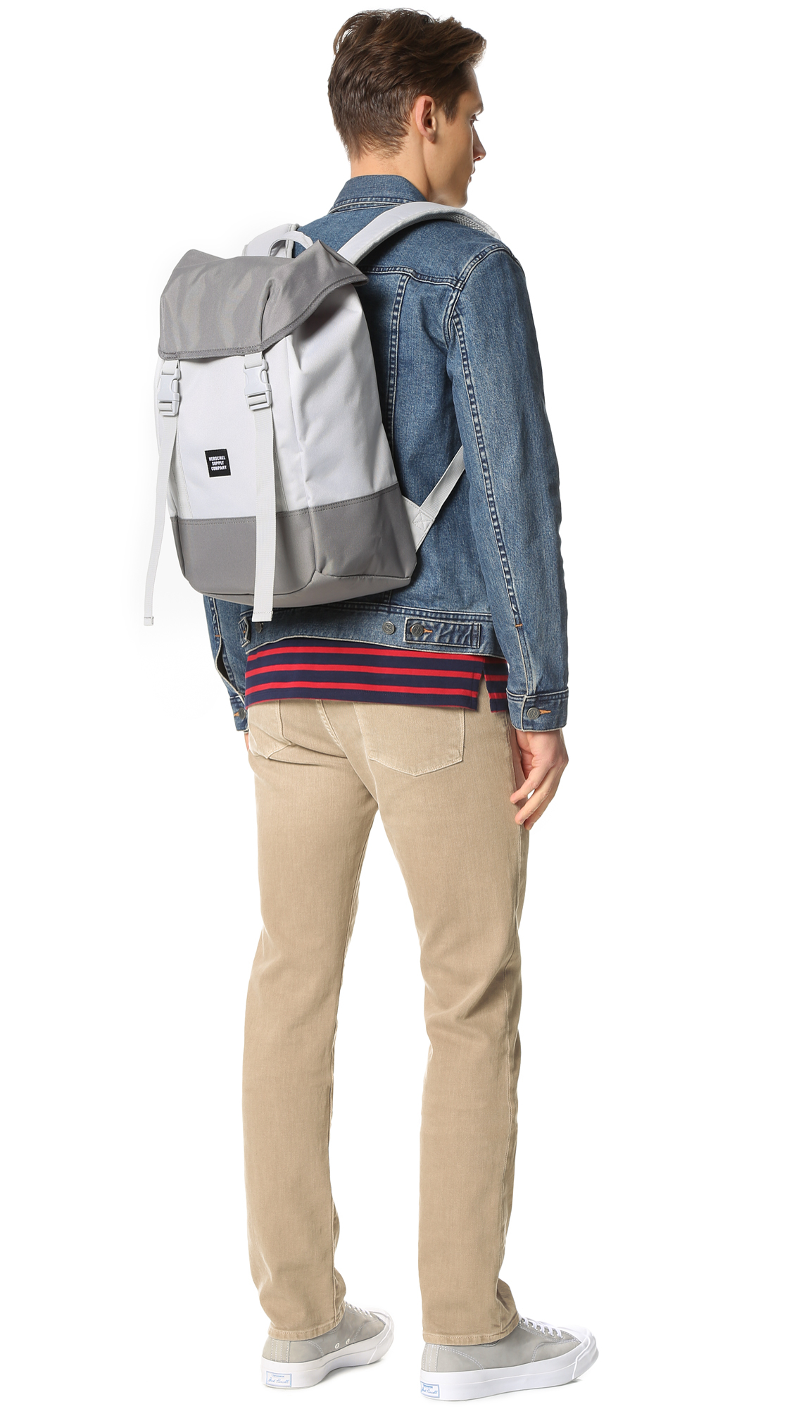 Herschel supply co. Iona Backpack in Gray for Men