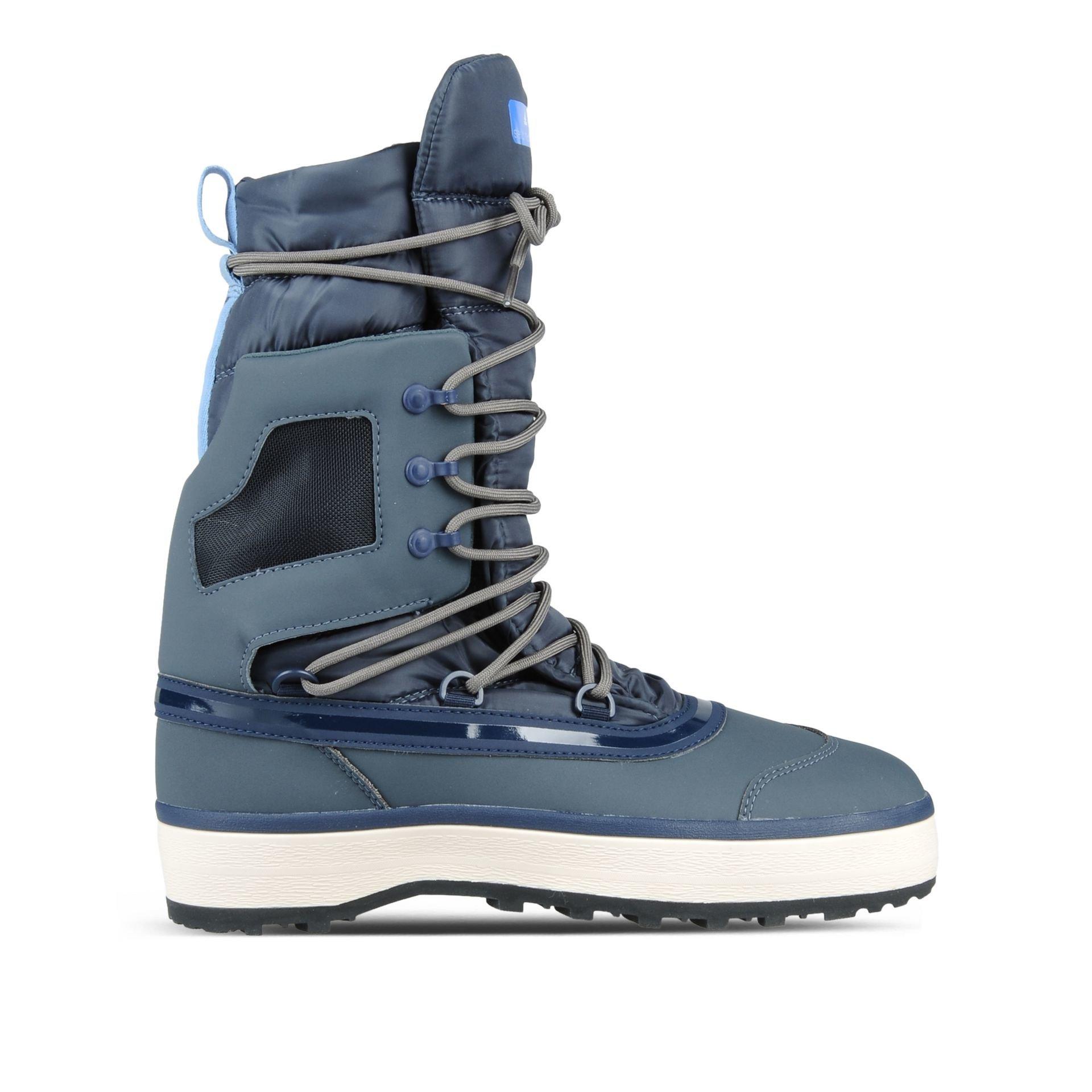 Lyst - adidas By Stella McCartney Winter Boots in Blue