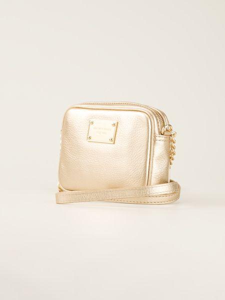 Gold Across Shoulder Bag 107