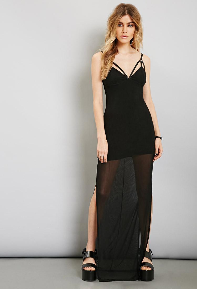 X back maxi dress revolve