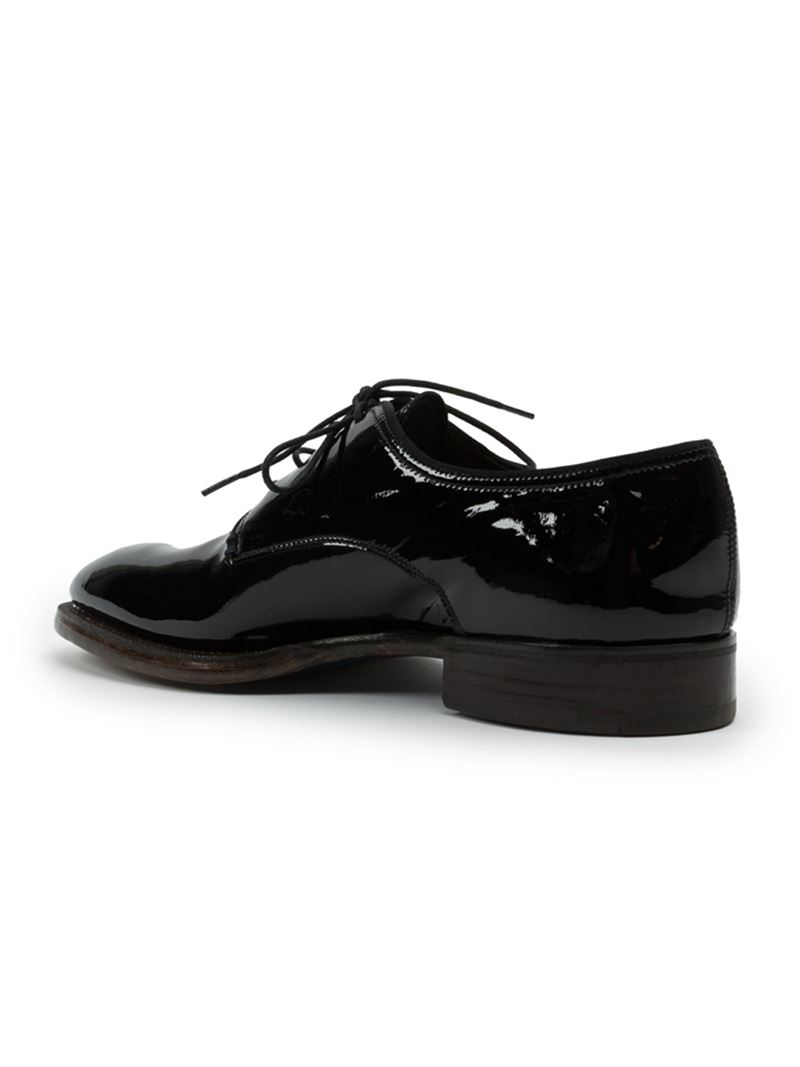 Aldo Black Leather Shoes