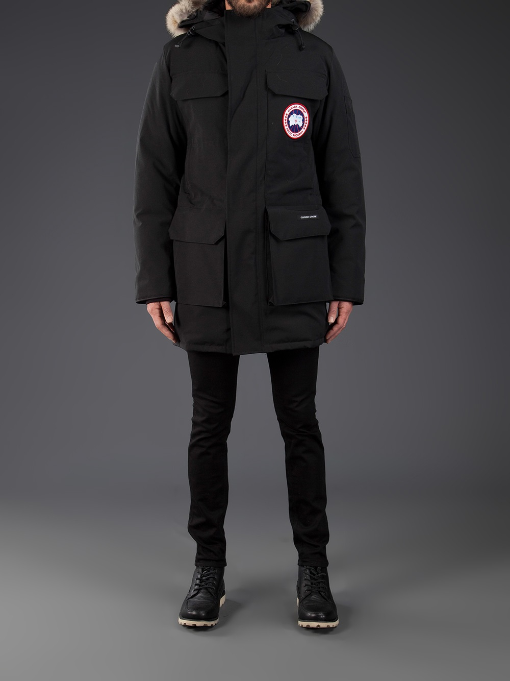 Canada Goose Men 70s Clothes For Men