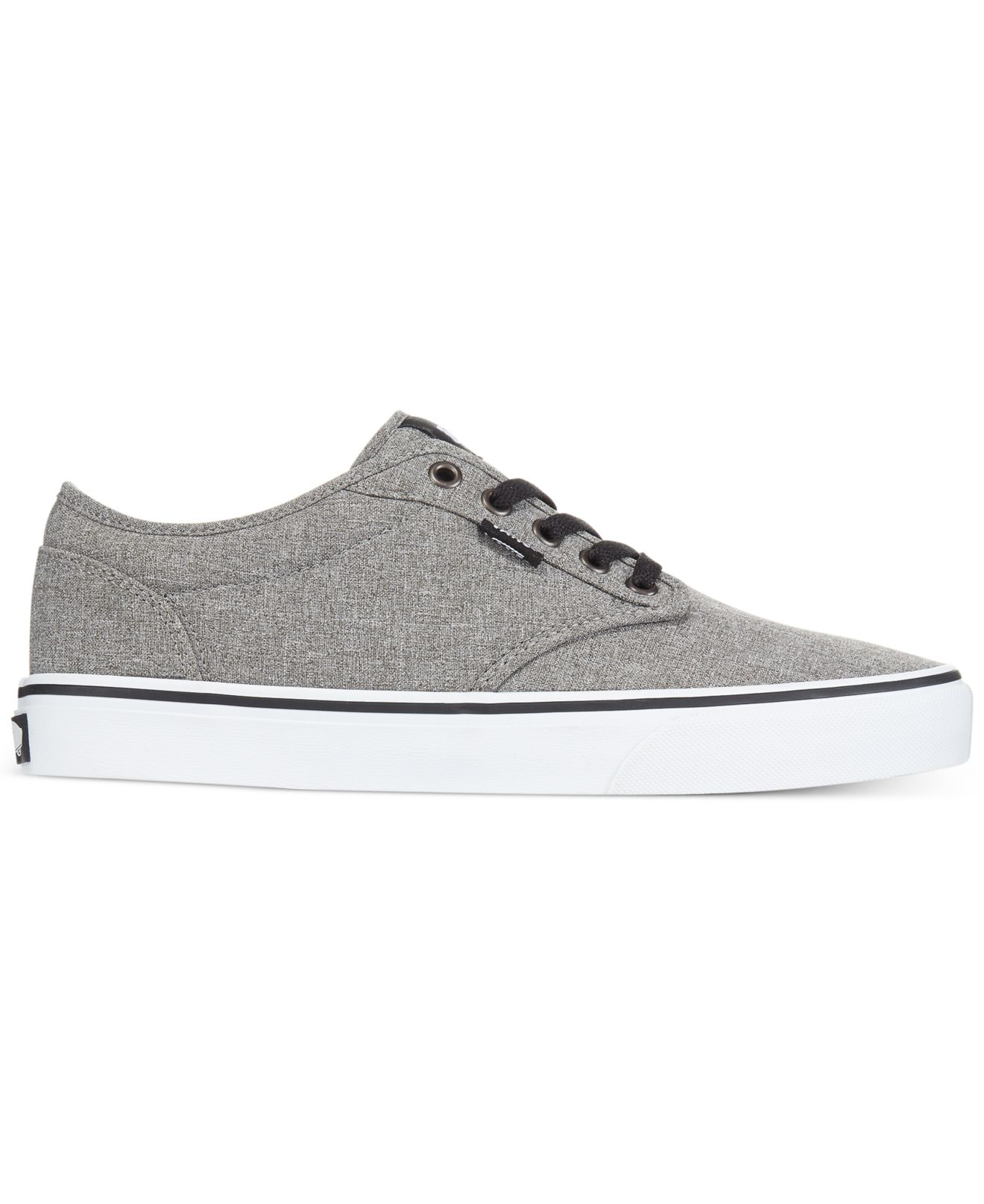 a6fd26d473 Lyst - Vans Men s Atwood Heathered Sneakers in Gray for Men