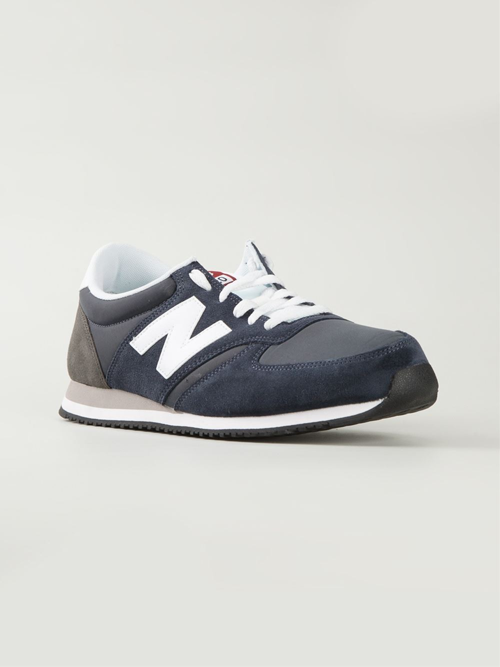 new balance 70s running 420 trainers in grey