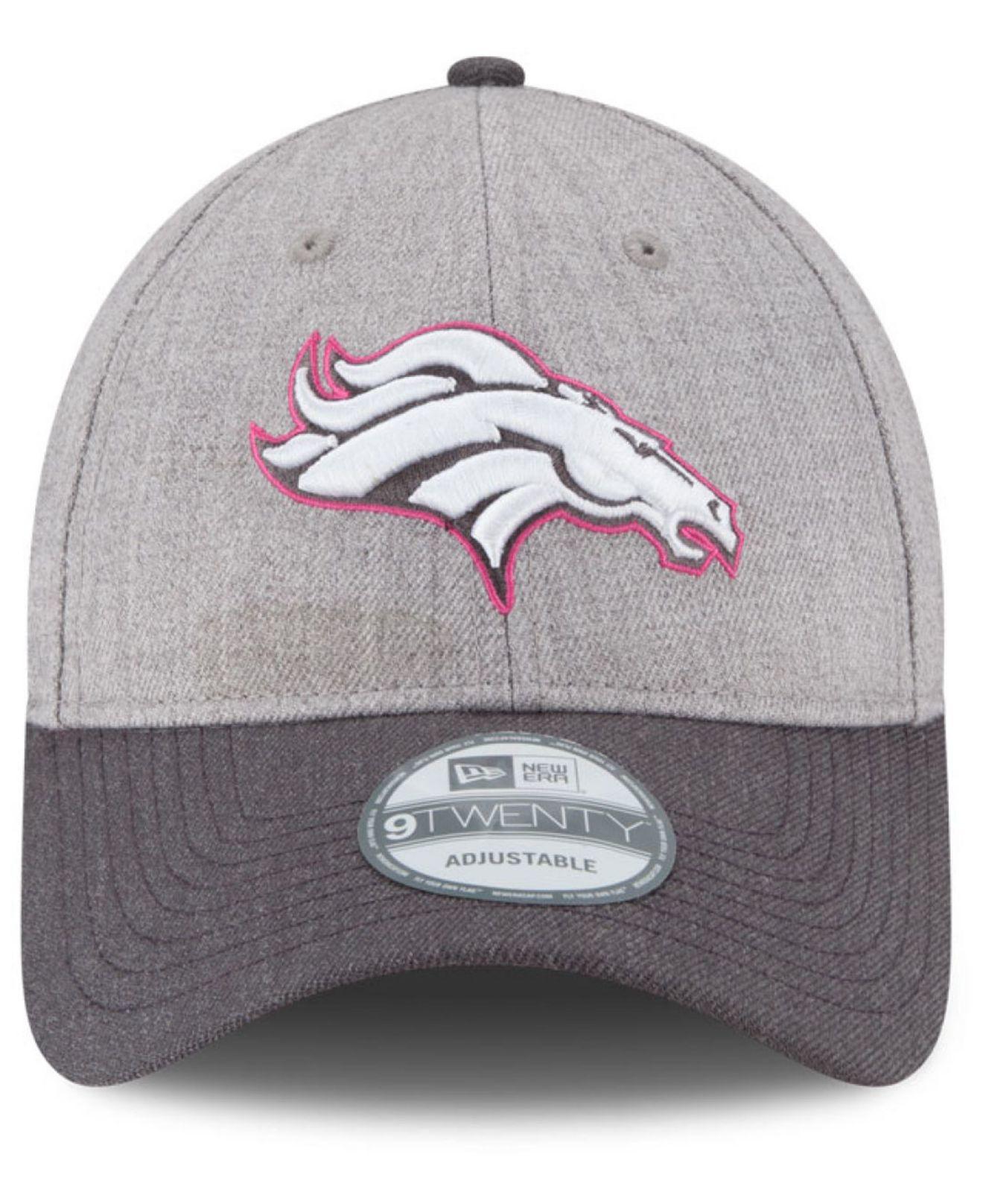 Broncos Breast Cancer Hat - Hat HD Image Ukjugs.Org fbd4c9006