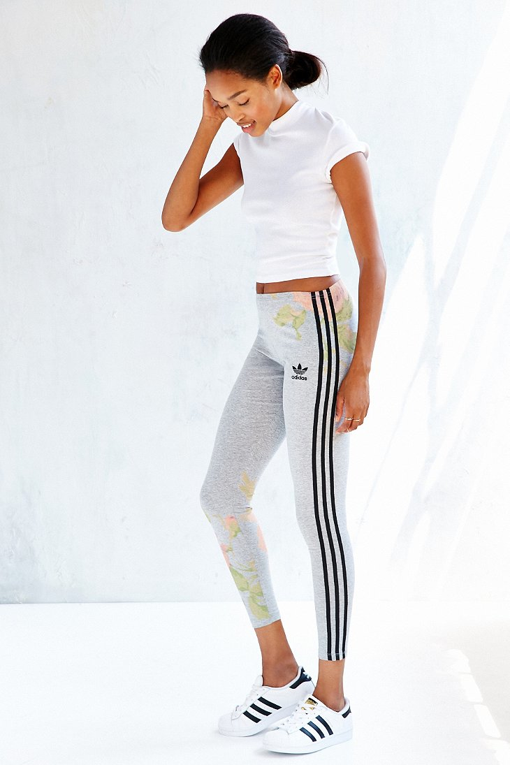 the latest 2b802 a3a6e ... discount adidas rose collection leggings af2af 7afff
