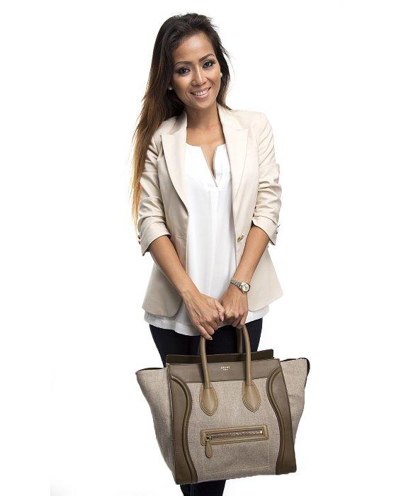 celine mini shoulder bag - celine chocolate bag, fake celine
