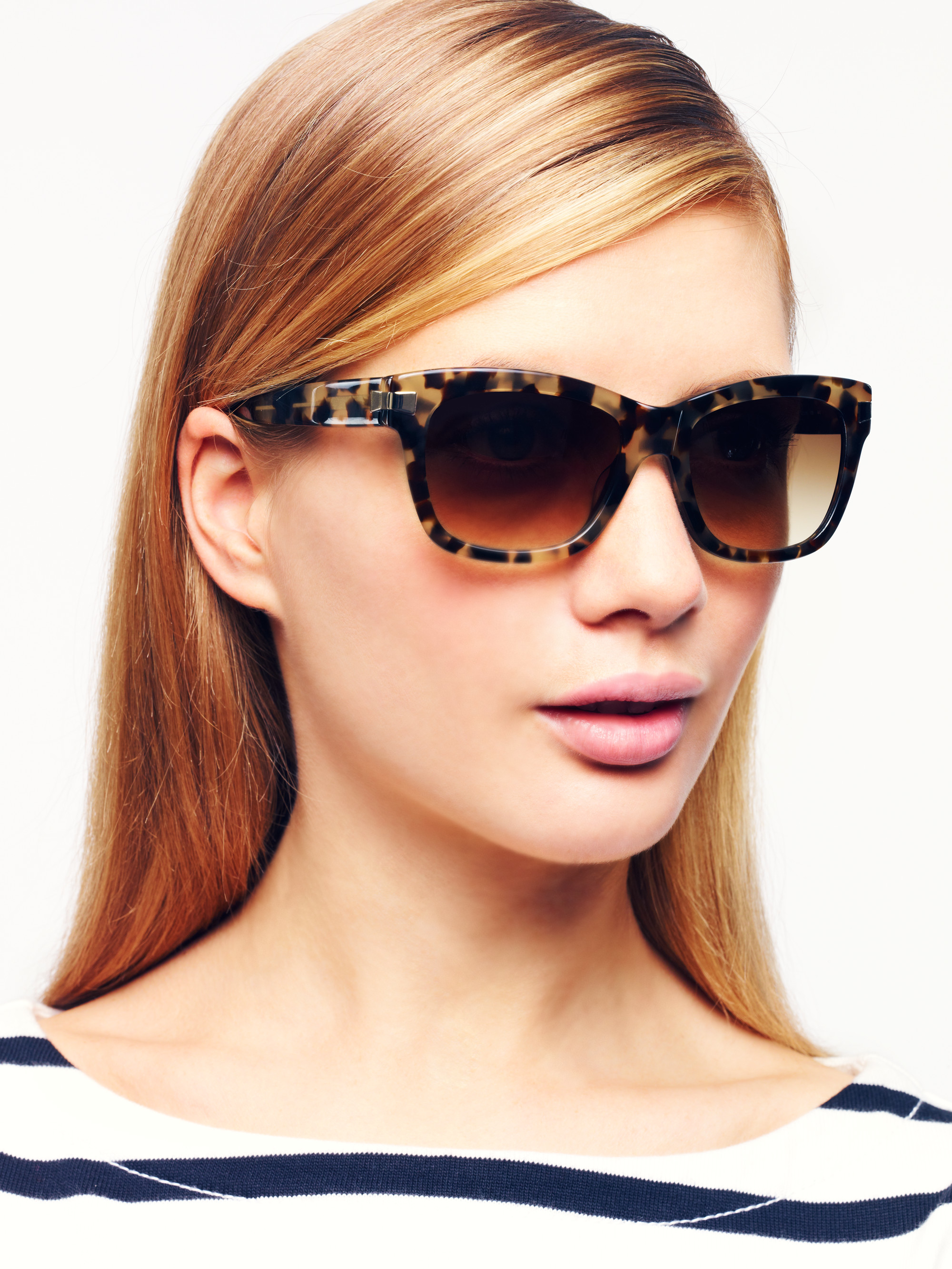 Kate Spade Autumn Sunglasses - Lyst