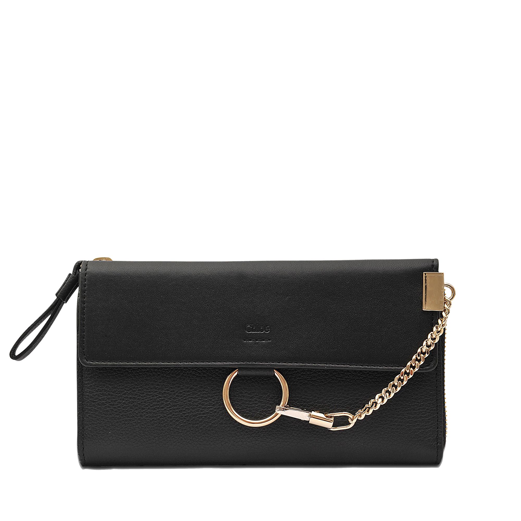 Faye wallet - Black Chlo L6dIKRXWU