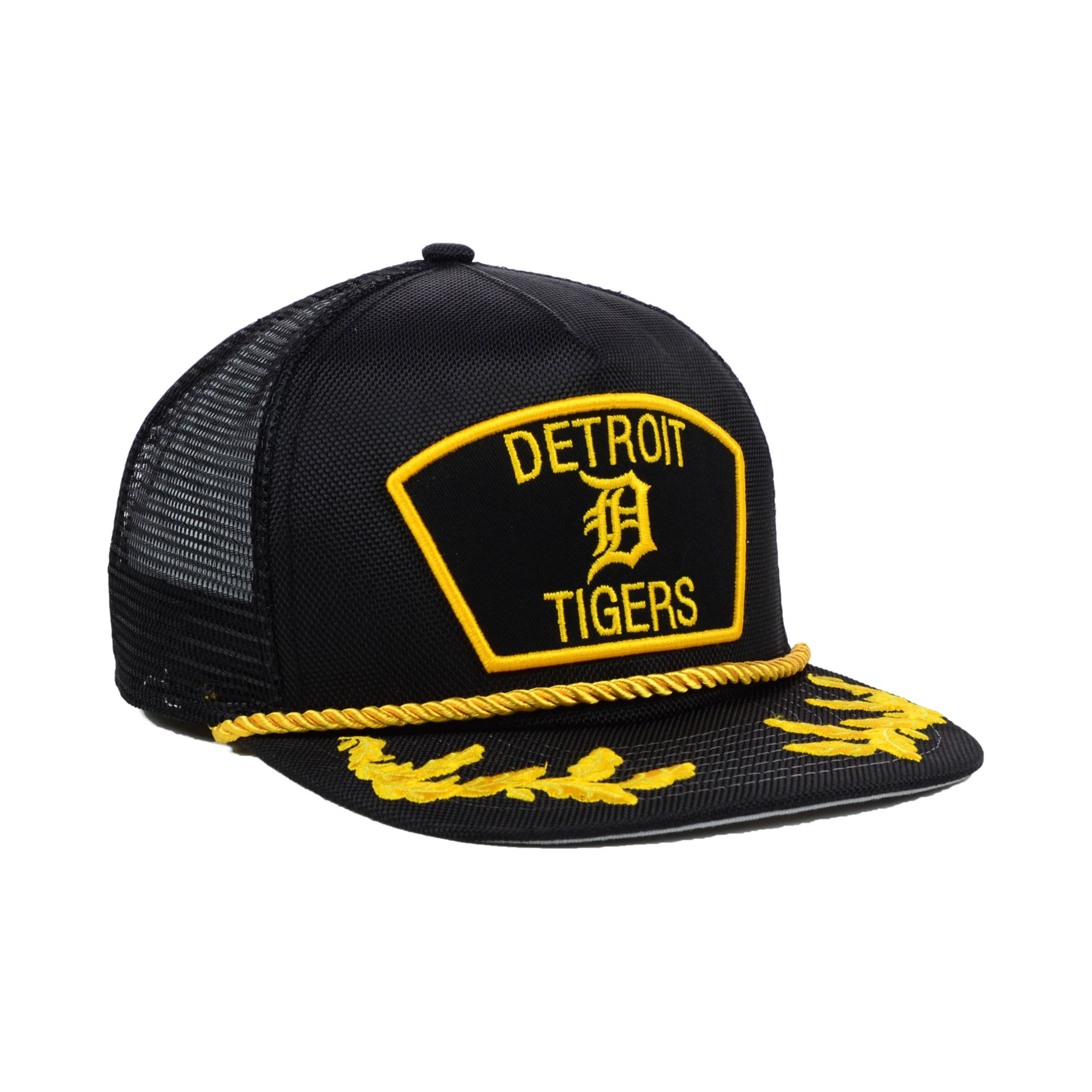 Lyst Ktz Detroit Tigers Mlb 9fifty Snapback Cap In Black