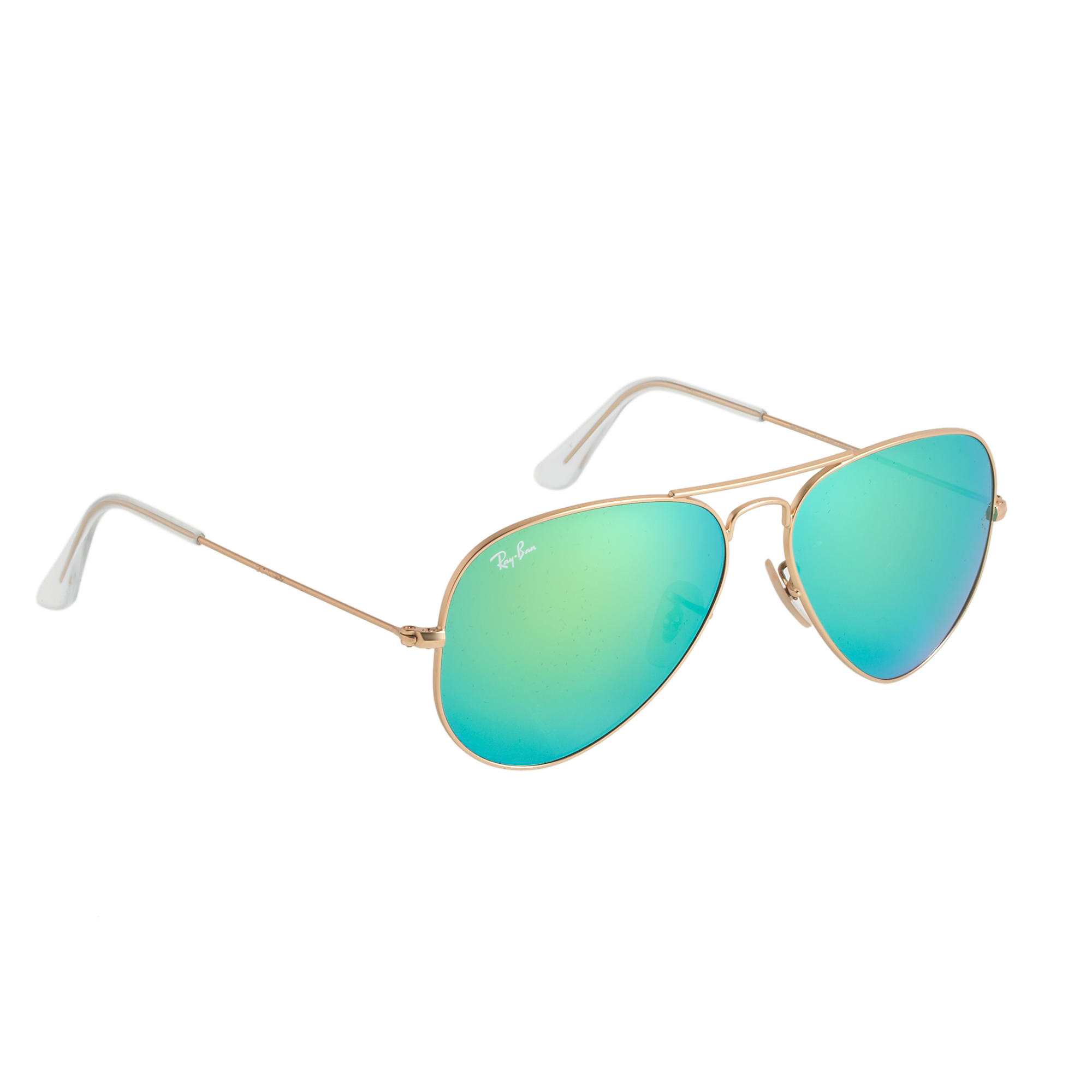 46339696a J.Crew Ray-ban Aviator Sunglasses With Polarized Mirror Lenses in ...