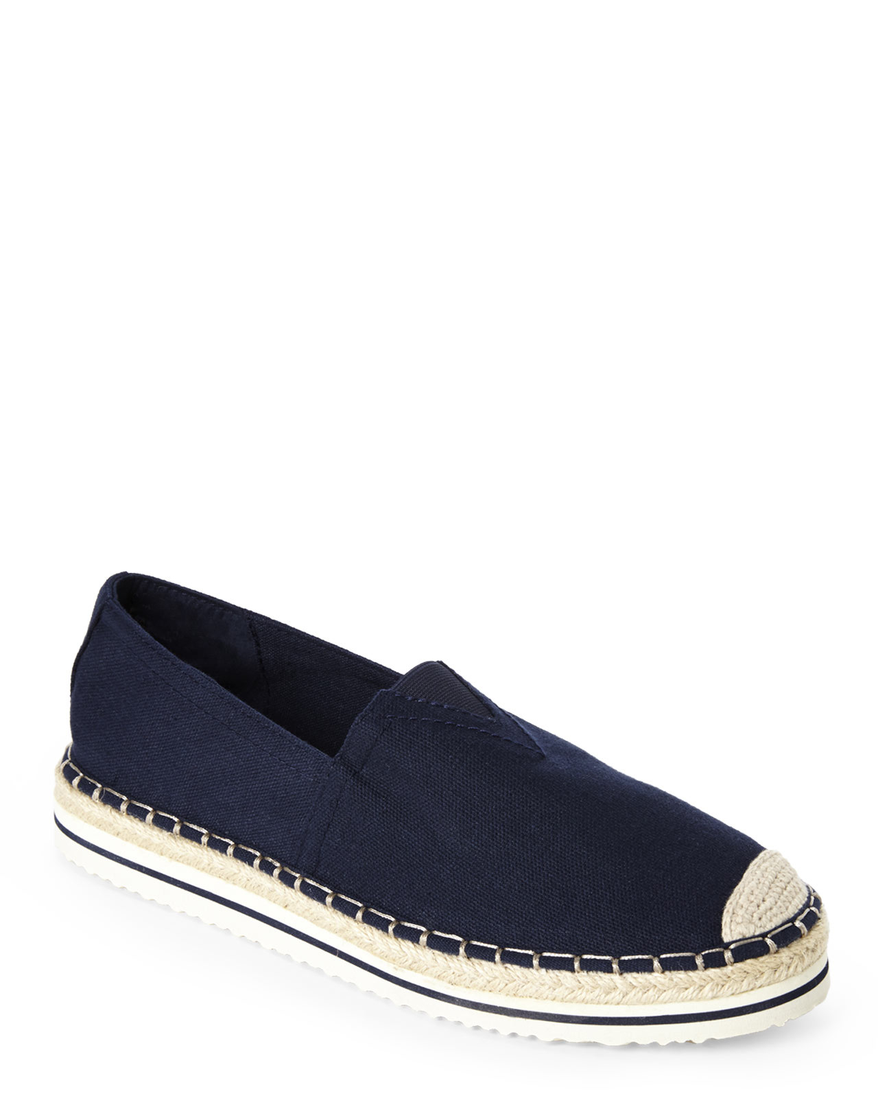 Lyst Madden Girl Navy Maaui Sporty Espadrille In Blue