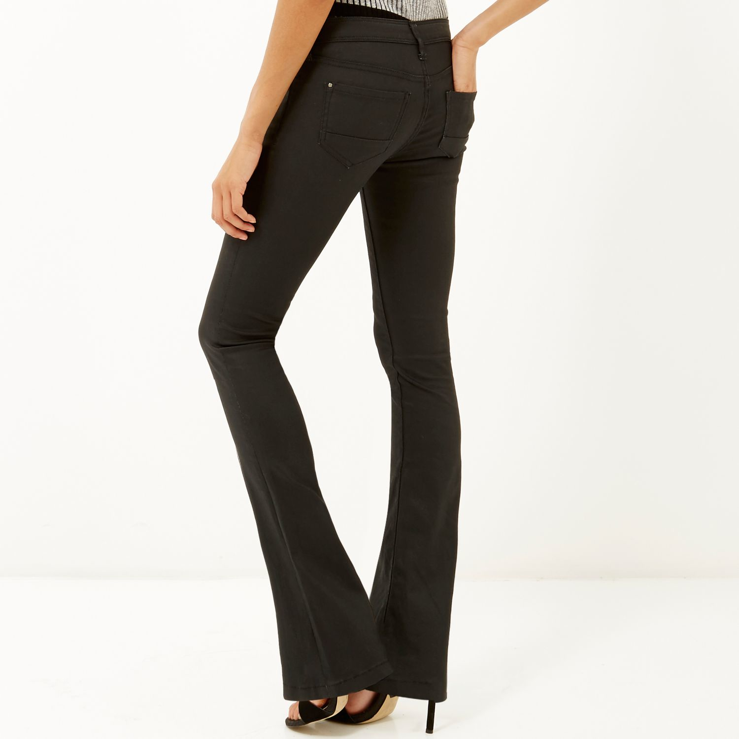 River Island Womens Bootcut Jeans