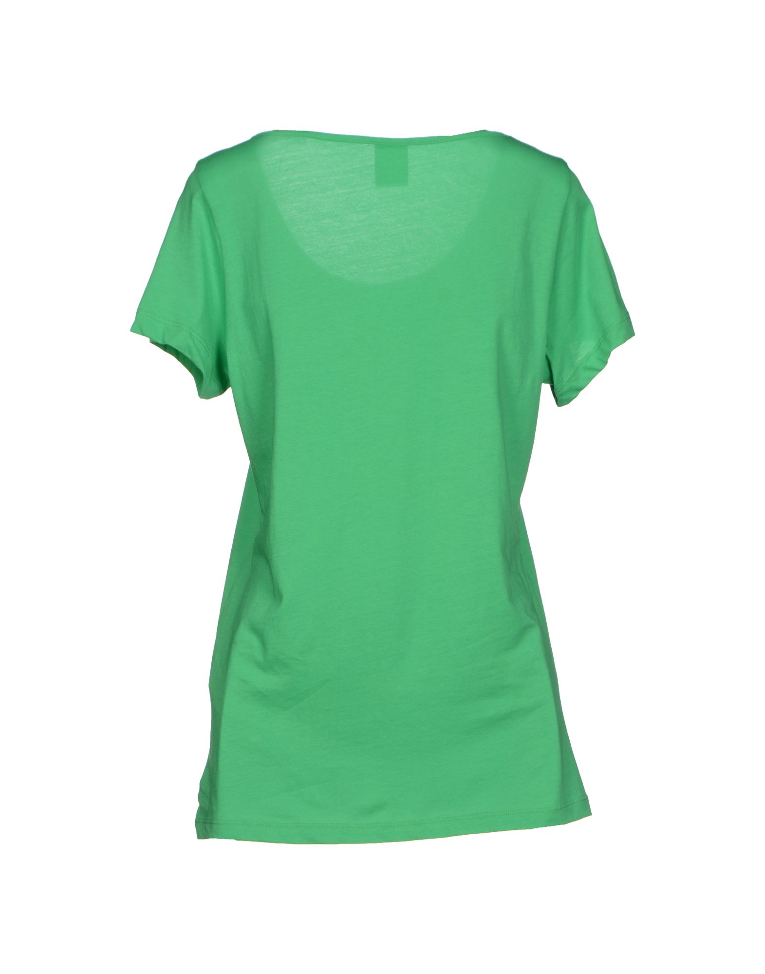 vero moda t shirt in green lyst. Black Bedroom Furniture Sets. Home Design Ideas