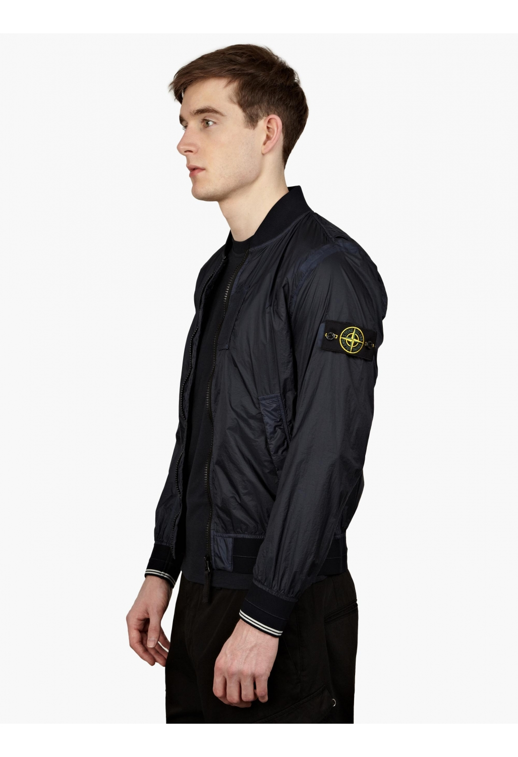 mid island men Discover the range of men's denim jackets from asos  men search for items  river island muscle fit denim jacket in mid blue wash.