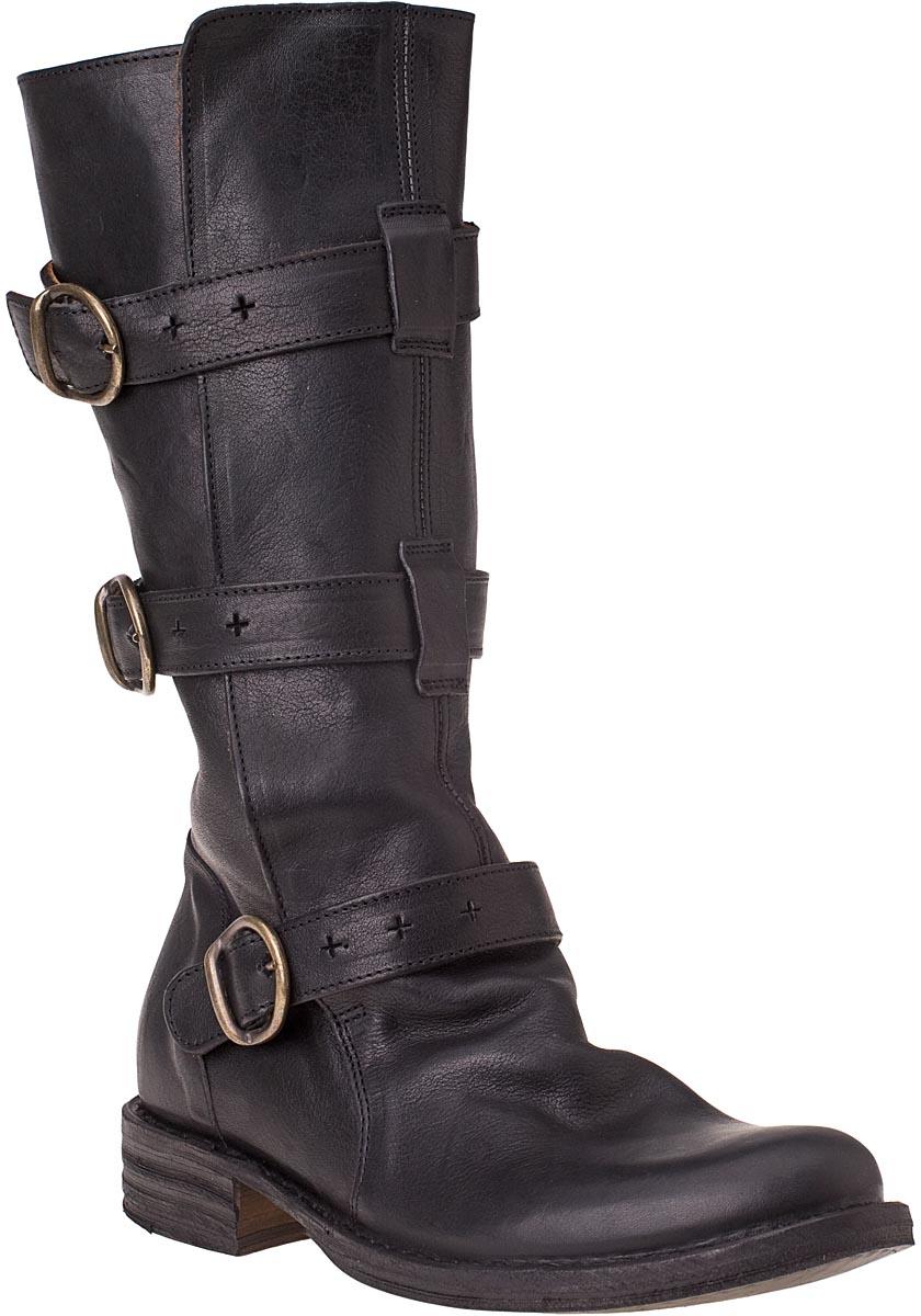 fiorentini baker eternity 7040 boot black leather in black lyst. Black Bedroom Furniture Sets. Home Design Ideas