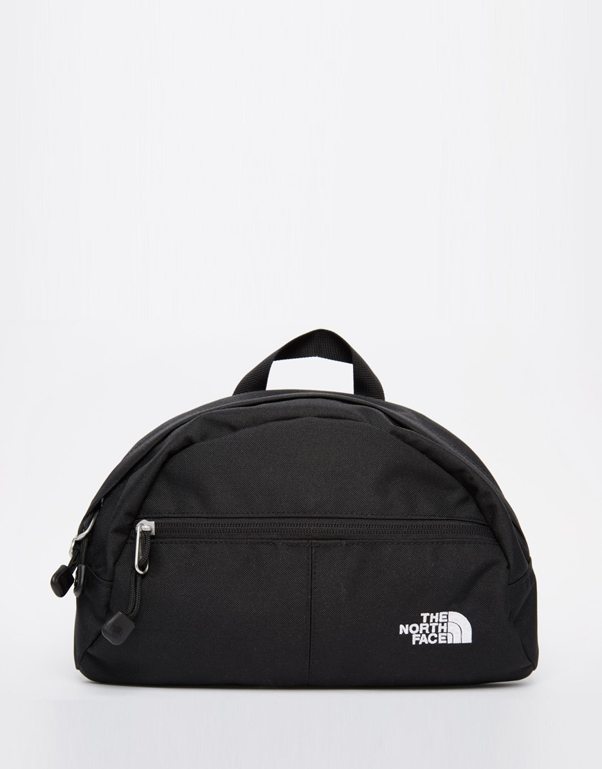The North Face Roo Ii Bum Bag In Black For Men Lyst