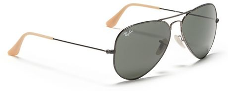 fc9b9fa5969 Ray-ban Aviator Acetate Sunglasses