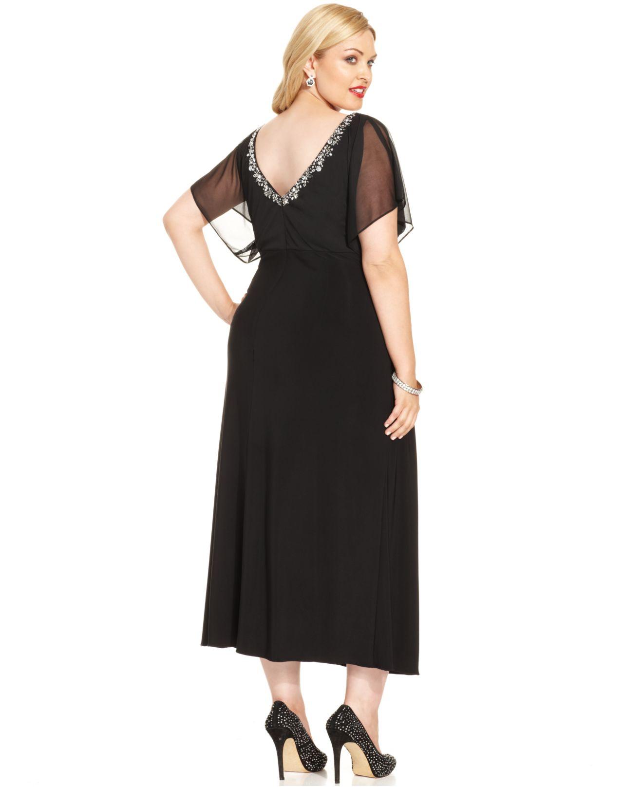 alex evenings plus size dresses - gaussianblur