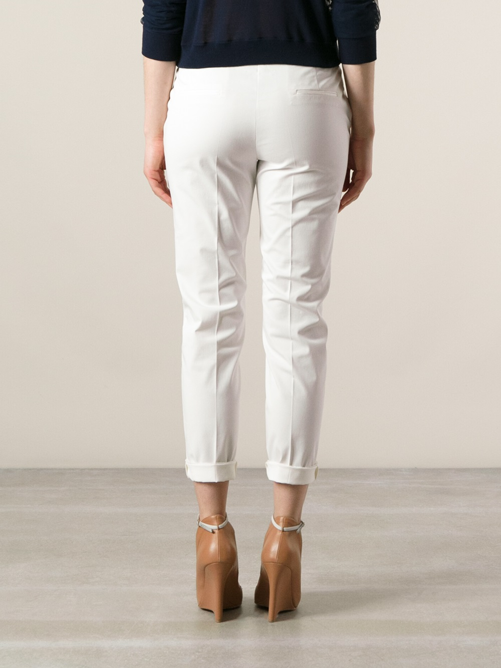 Find great deals on eBay for mens slim fit white pants. Shop with confidence.