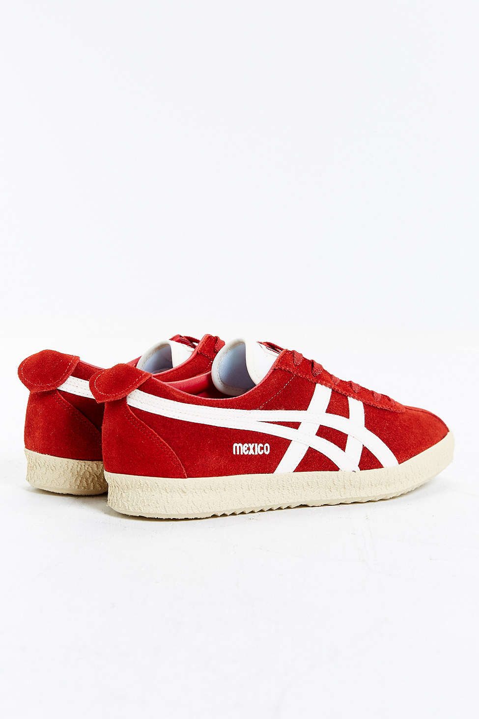 MEXICO DELEGATION - Sneaker low - red N38IYu5