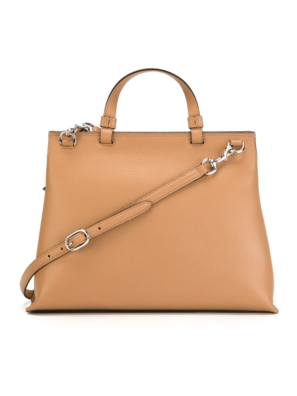 Lyst - Gucci Bamboo Daily Bag in Natural d221920c09f