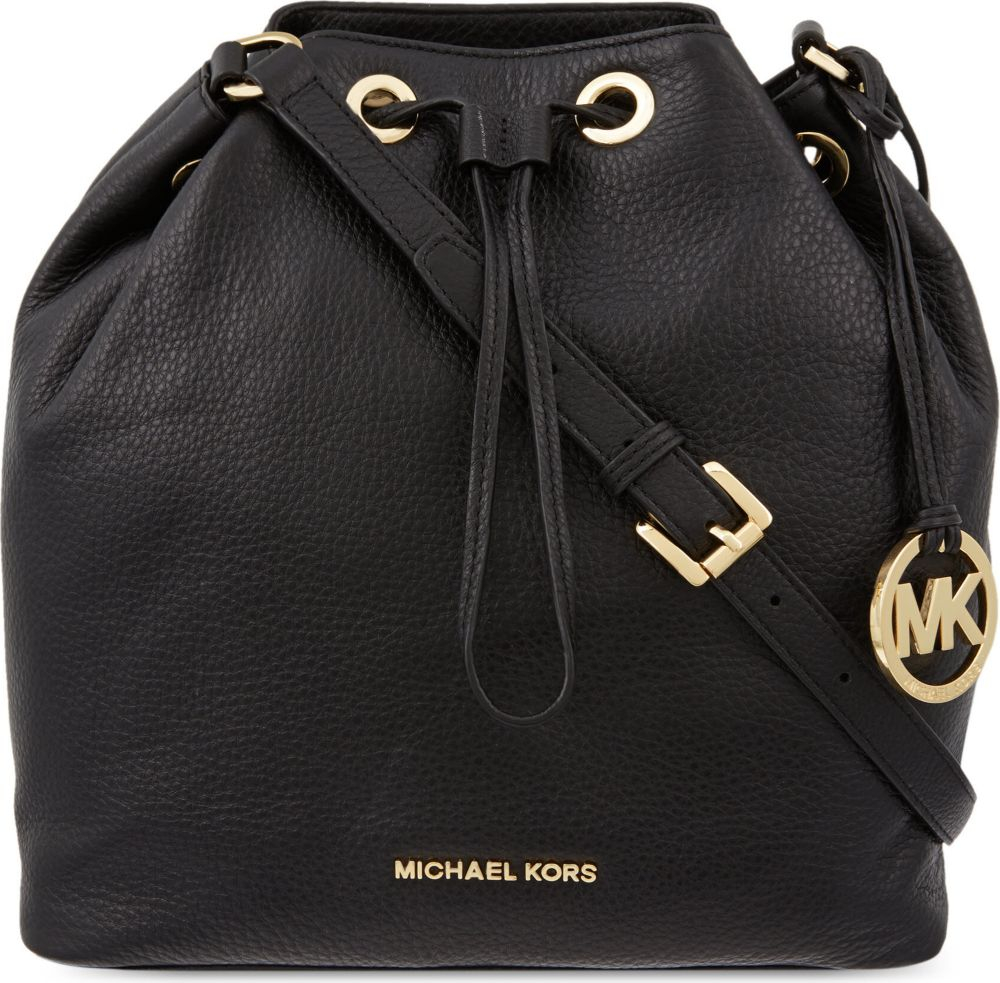 573847b9 sale michael kors gold drawstring bag c7123 9bd9b; get michael michael kors  jules large leather drawstring over the 51c63 8320e
