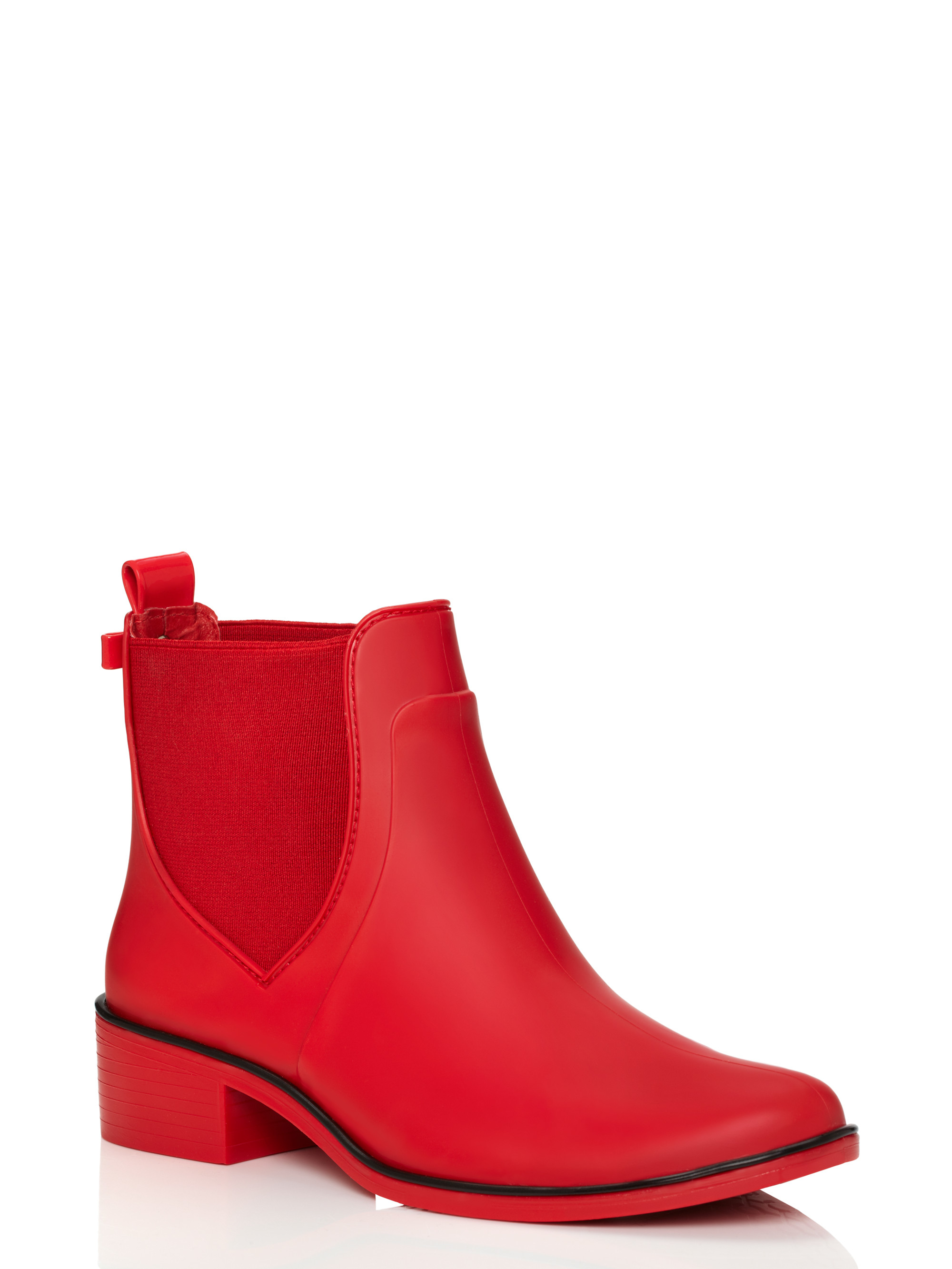 Lyst - Kate Spade Sedgewick Rain Boots In Red-5720