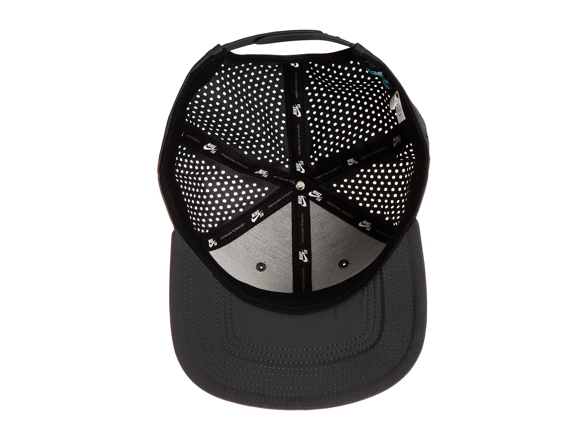 e2d2ed5c Lyst - Nike Performance Trucker Hat in Gray for Men
