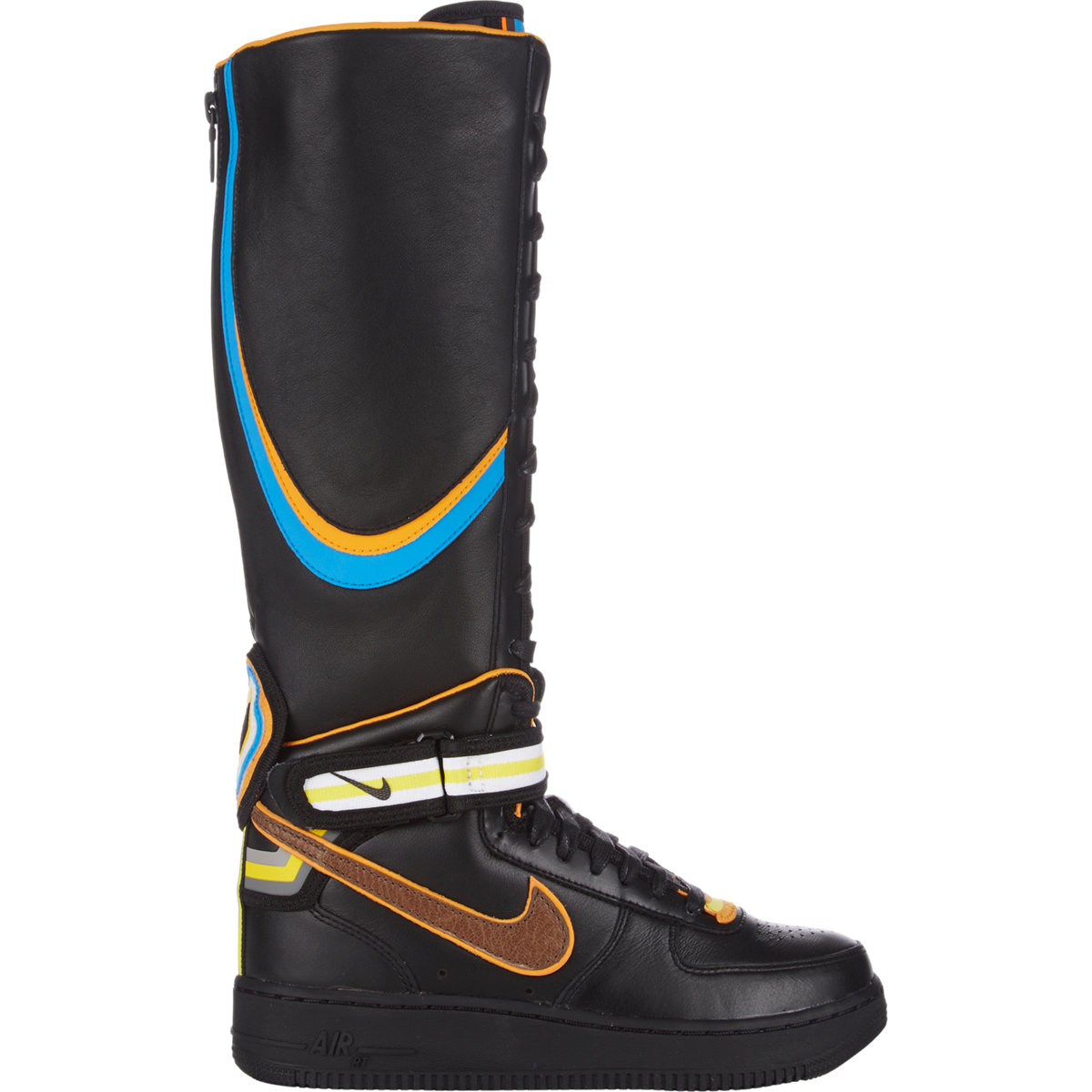 532a6e6be33d ... coupon for nike womens air force 1 rt boots in black lyst cc3a2 5bc2e