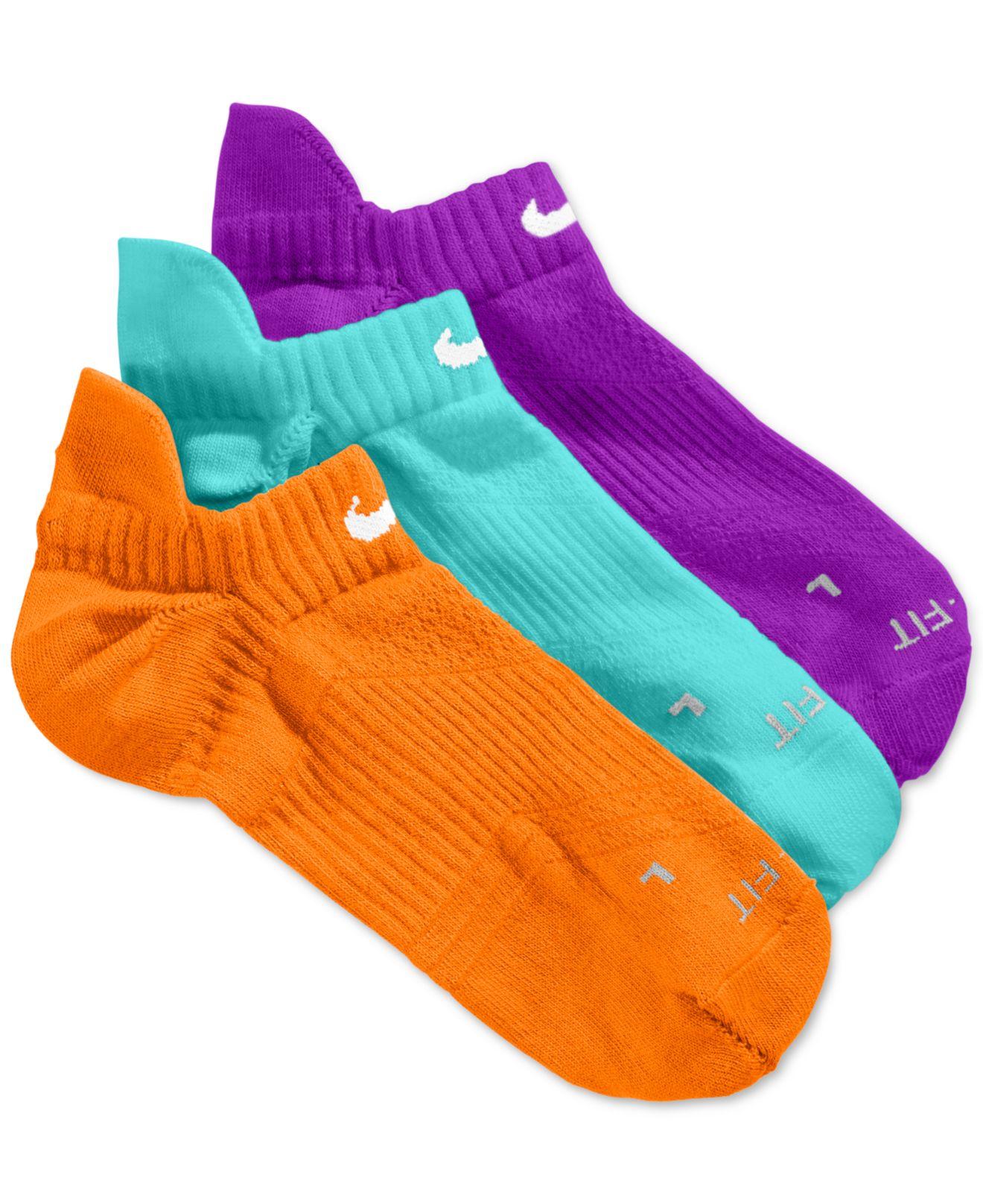 fiable Livraison gratuite confortable Nike Femmes Chaussettes Dri Fit No Show offres en ligne T8AT5RH4r