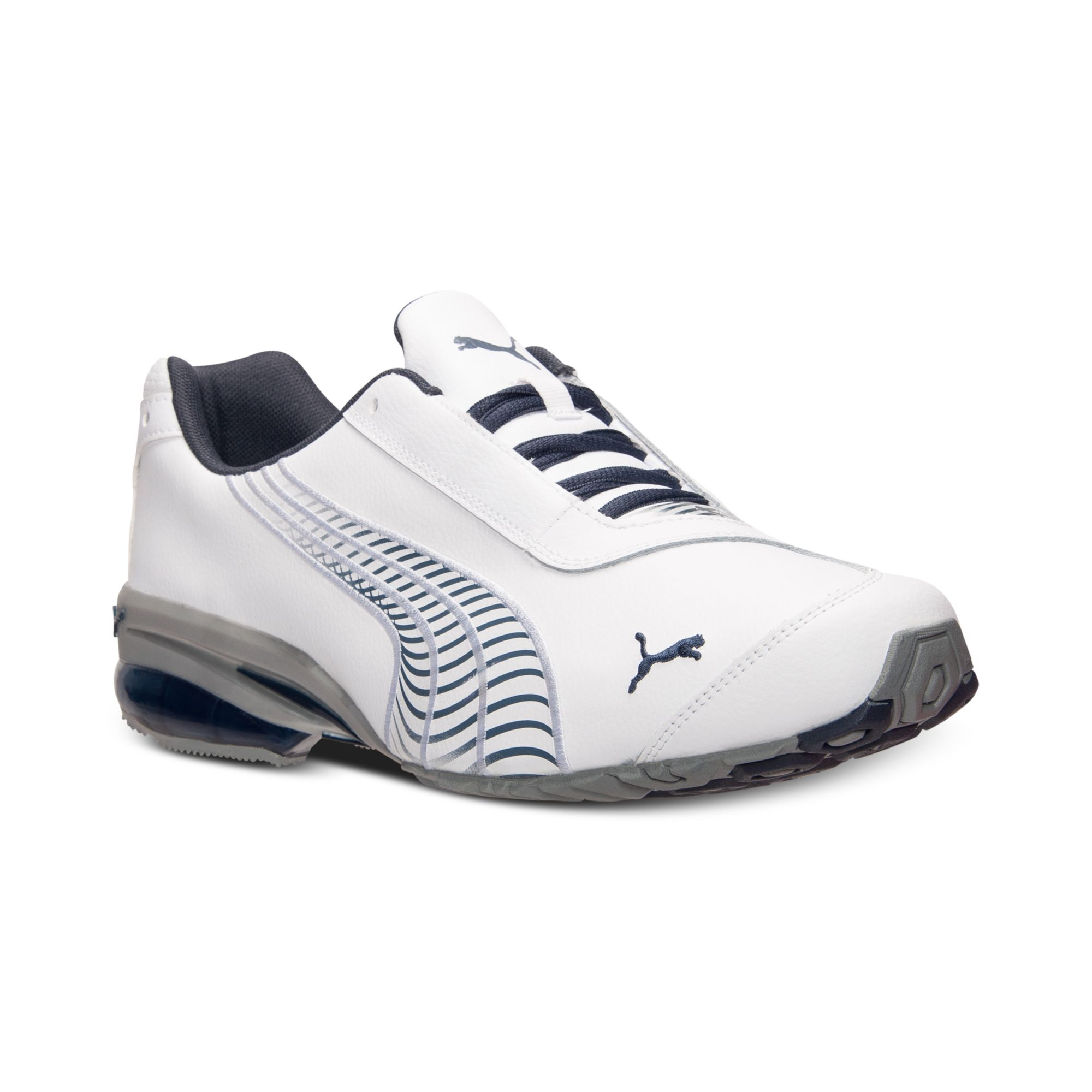 2e8a68f1c65 sweden puma running shoes for men dfe56 cb24e  ireland lyst puma mens cell  jago 8 running sneakers from finish line in 3af5e e1e0a