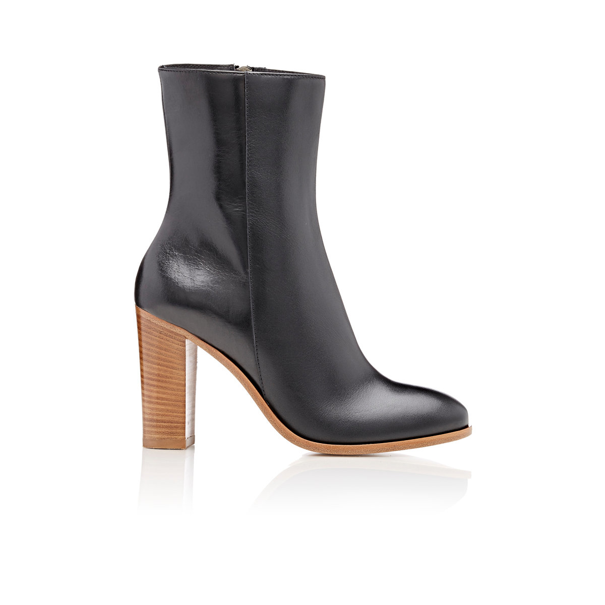 barneys new york ankle boots in black lyst