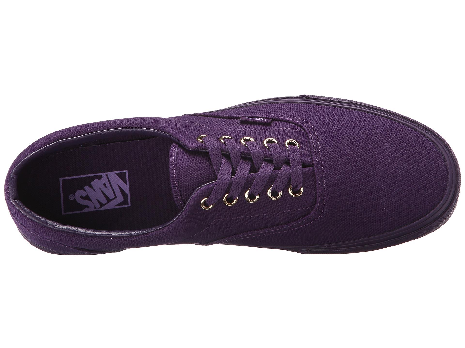 0ff67bddb3 Lyst - Vans Era™ in Purple