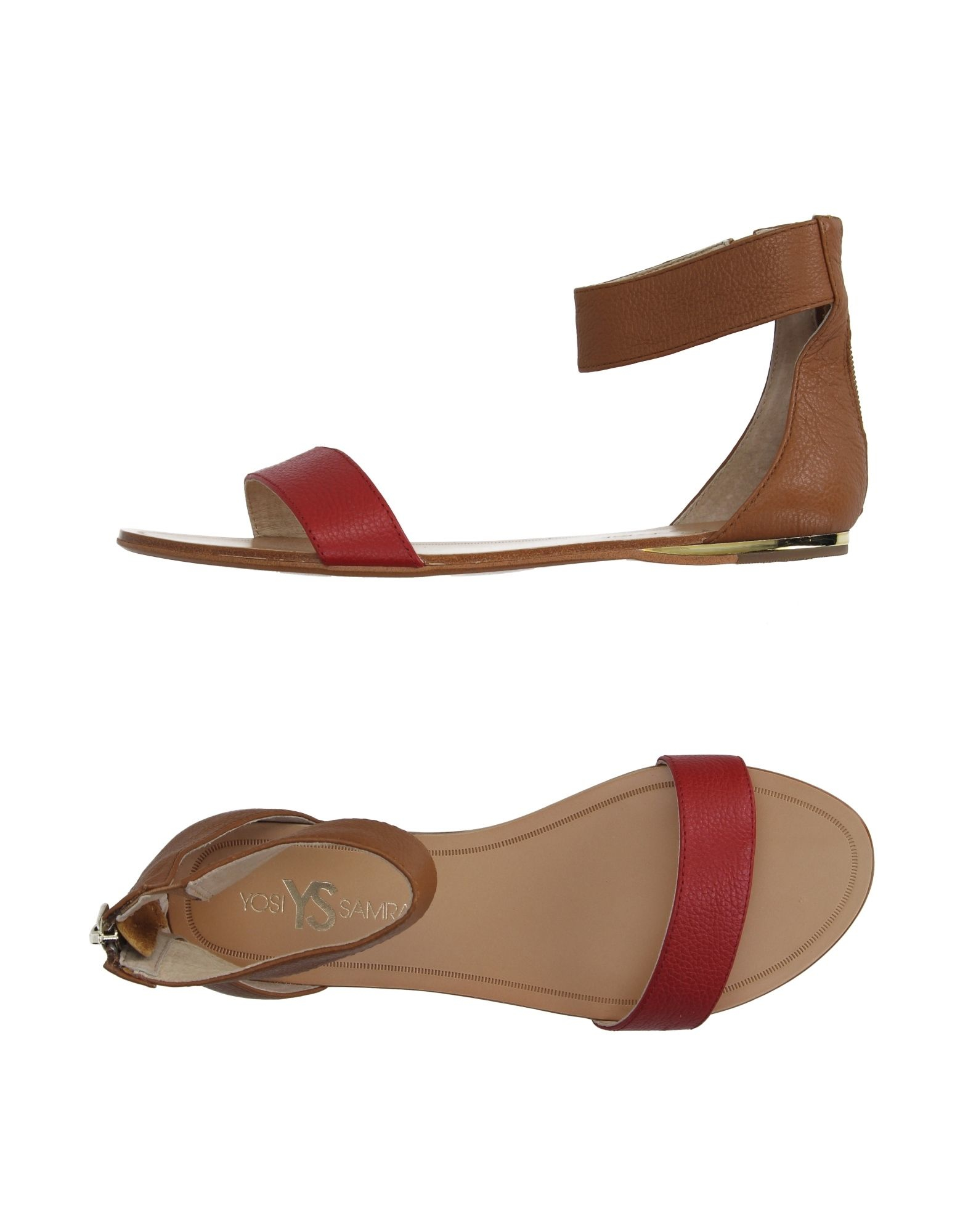 yosi samra sandals in lyst