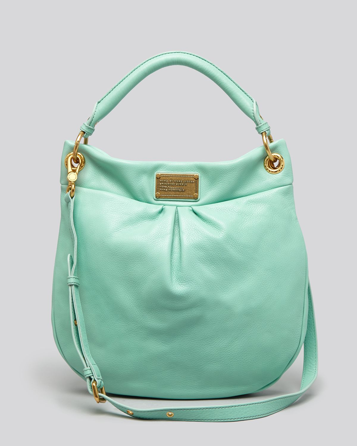 2708c3be6c556 Lyst - Marc By Marc Jacobs Hobo - Classic Q Hillier in Green