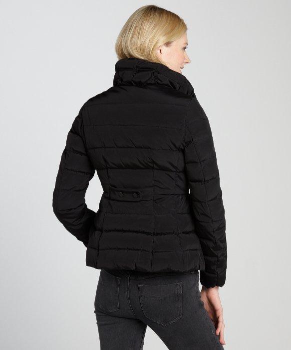 371d1387f france moncler high collar puffer coat racks f8068 11fe3