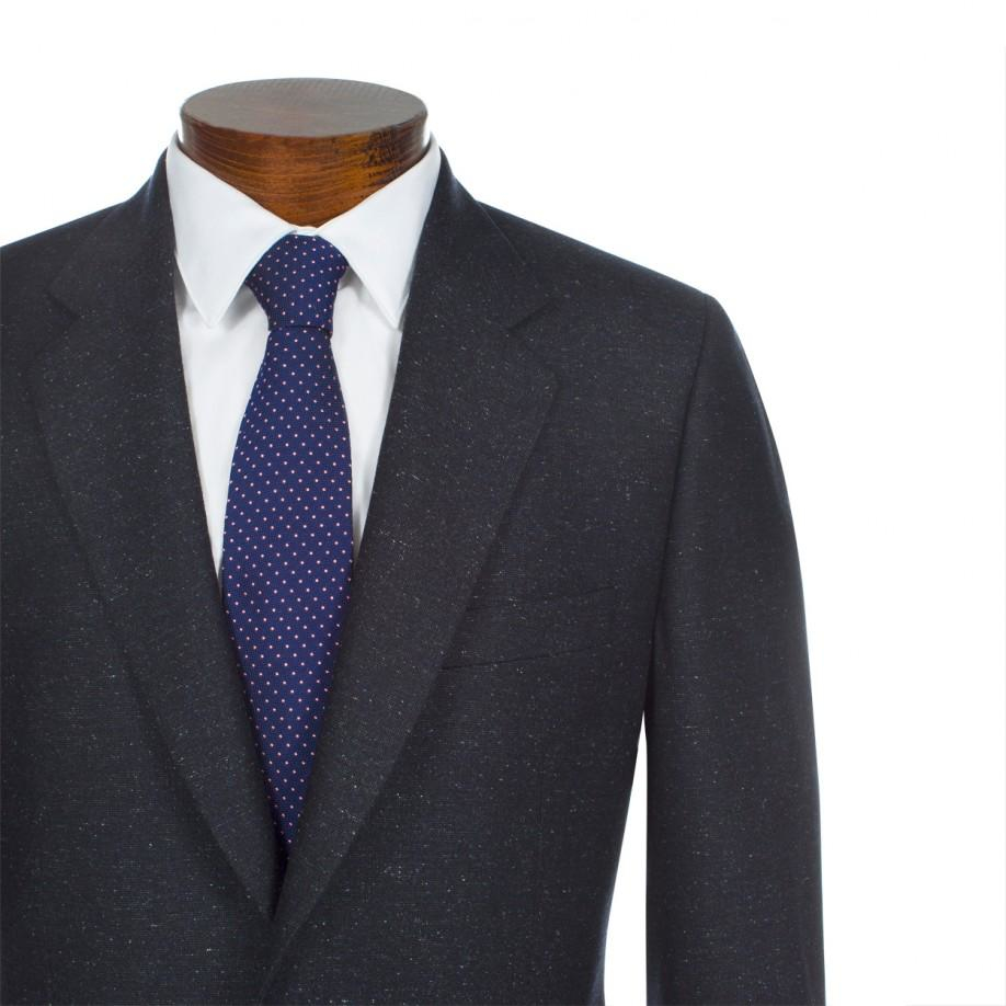 Paul smith Men's Navy Wool And Silk-blend Flecked Suit in Blue for ...
