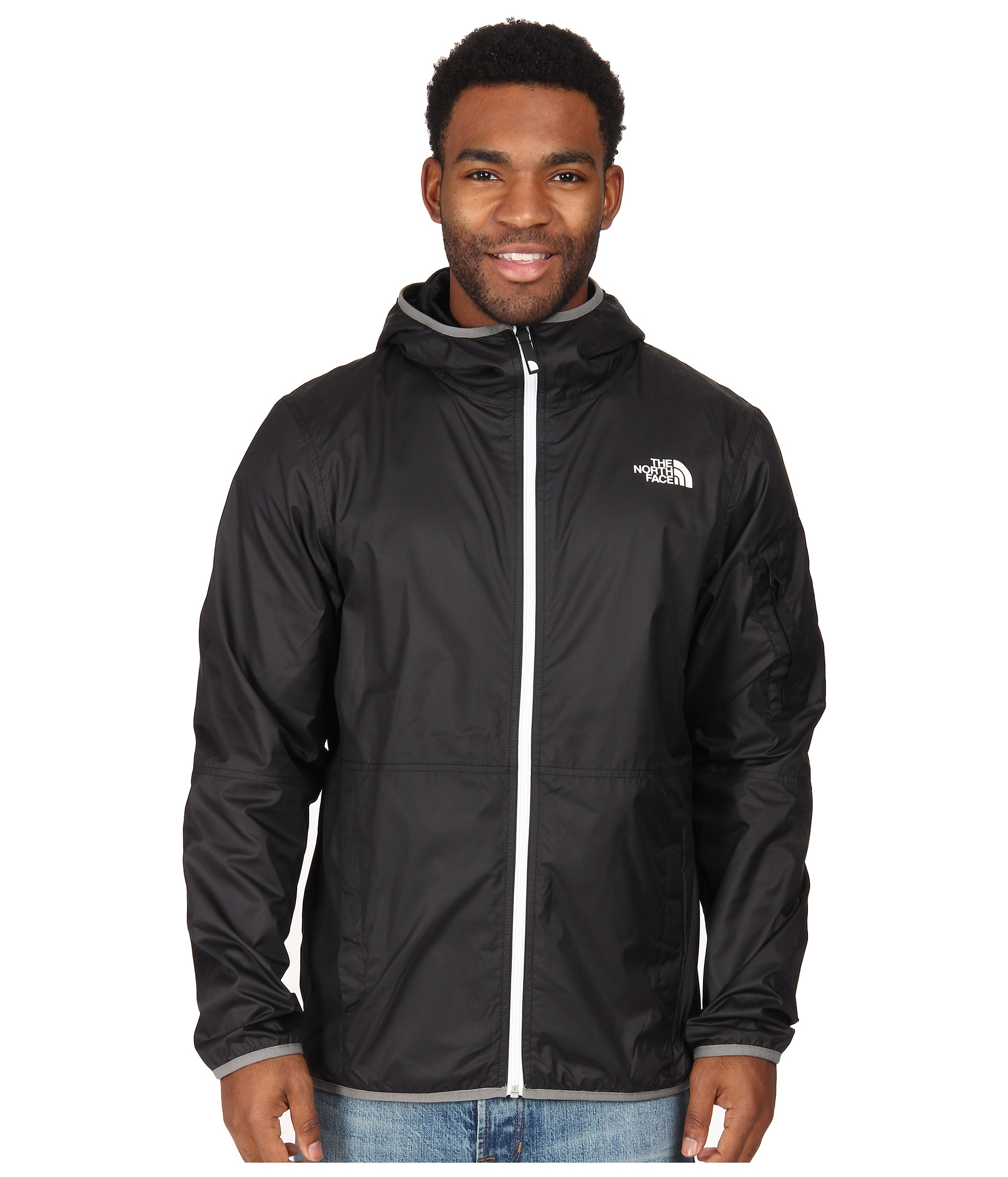 27f4ed24ff Lyst the north face chicago wind jacket in black for men jpg 1920x2240 North  face wind