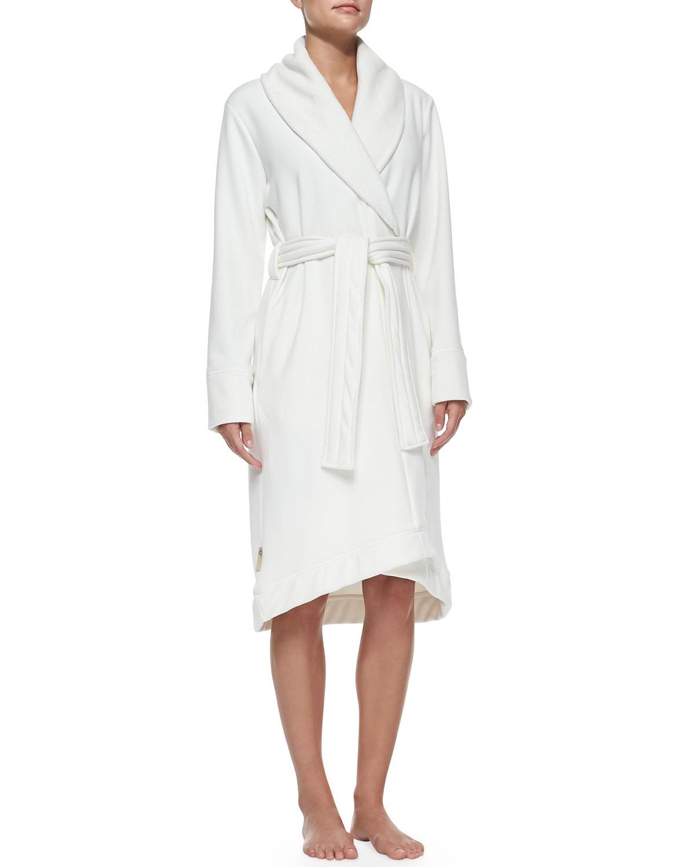 Robe Australia: Ugg Duffield Shawl Collar Robe In Natural