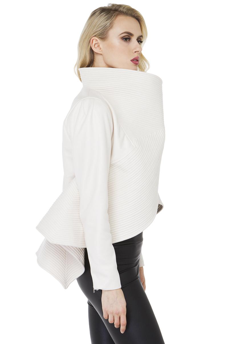 Lyst - Gracia Dark Knight Jacket