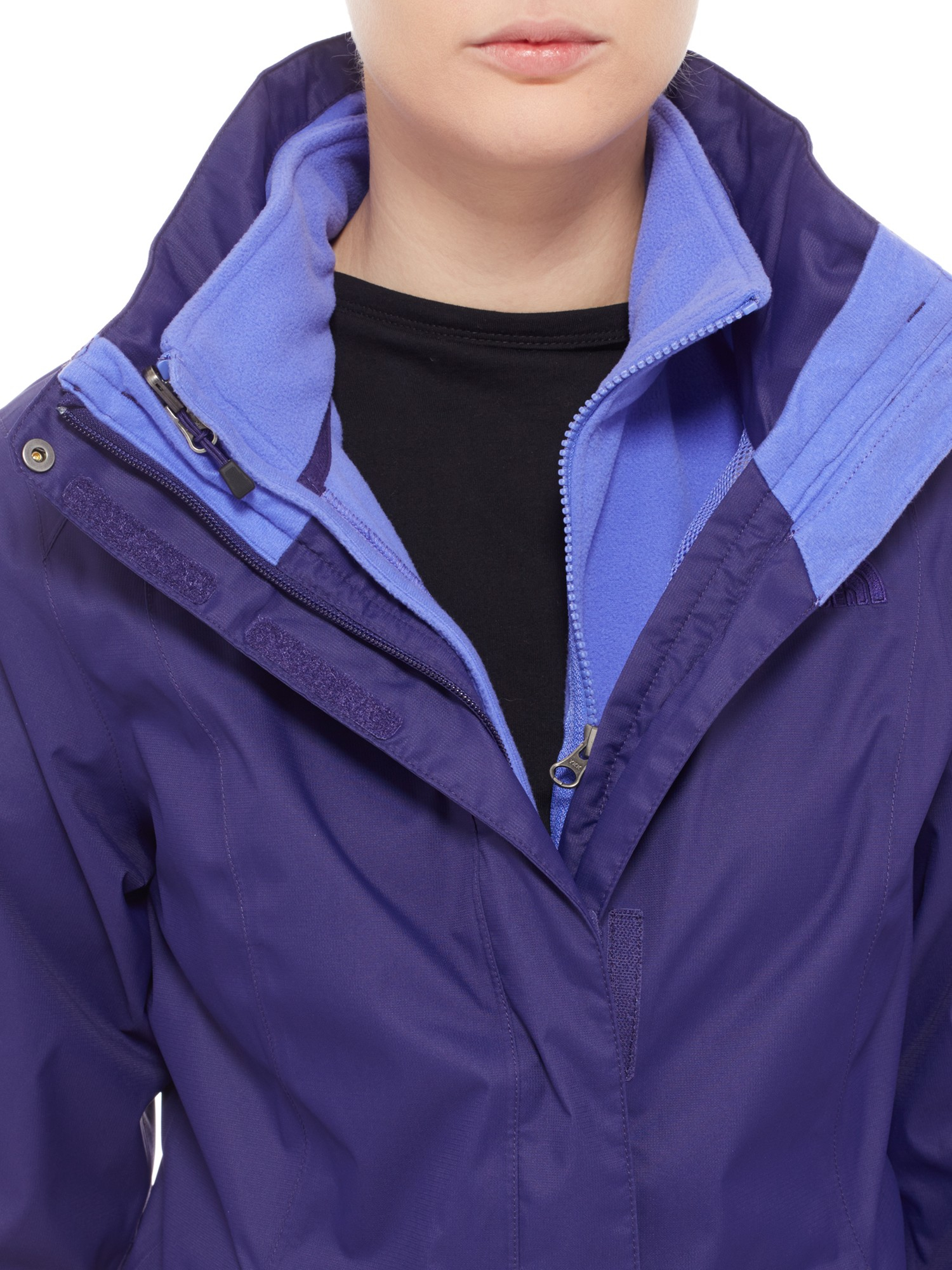 The North Face Evolve Ii Triclimate 3-in-1 Waterproof Women s Jacket ... 34ac12e791