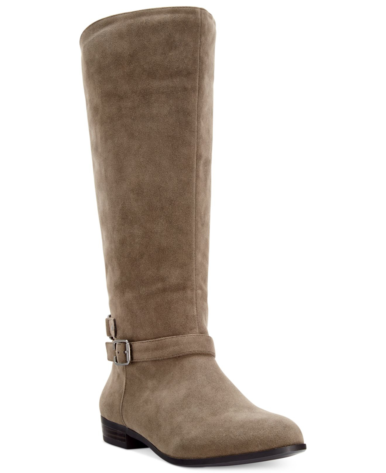 Style Amp Co Style Amp Co Faee Wide Calf Boots Only At Macy S